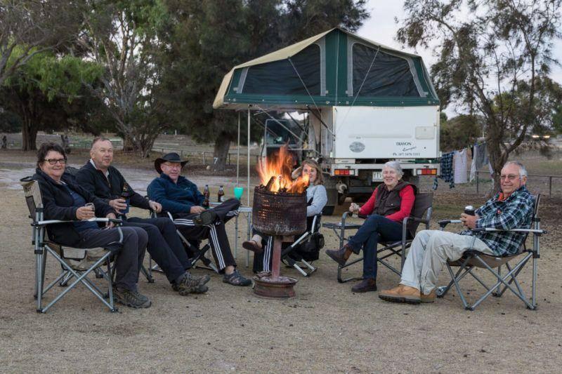 Coffin Bay Campground - Eyre Peninsula