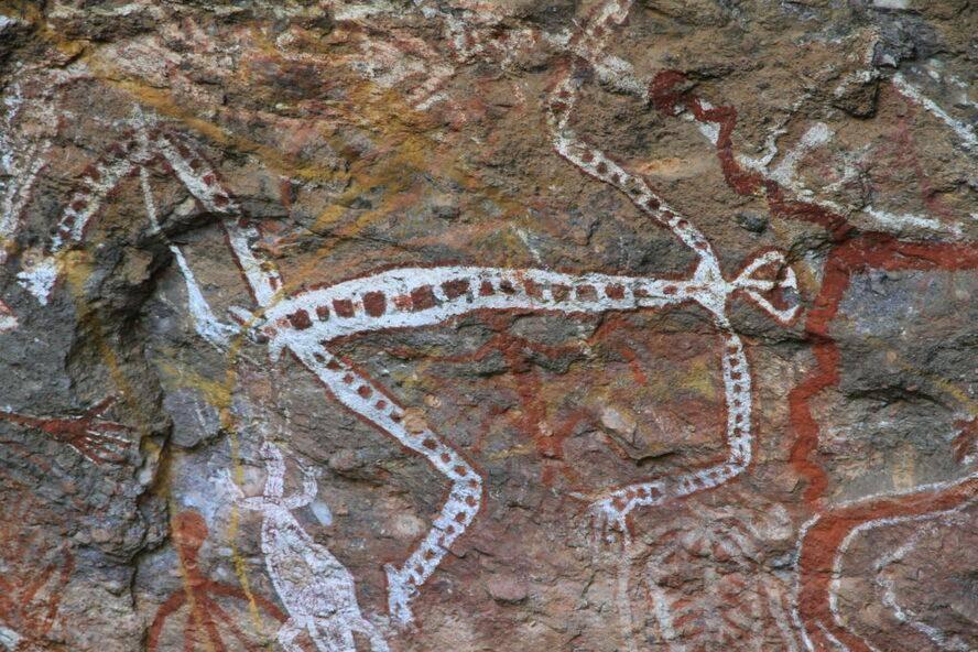 Nourlangie Rock - Kakadu National Park