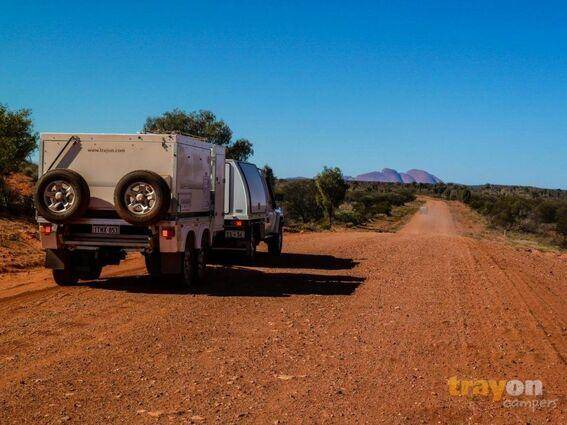 trayon TMO off road trailer Northern Territory