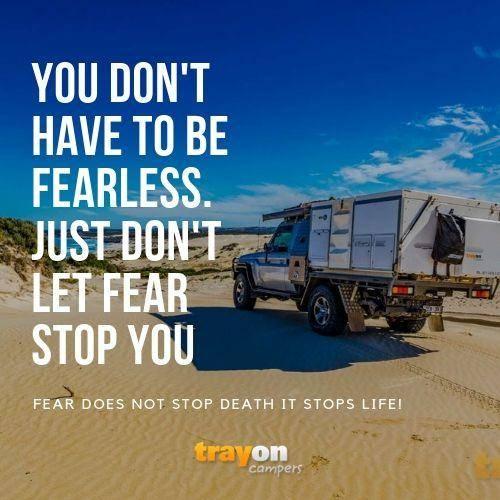 CARPE DIEM Don't Let Fear Stop You
