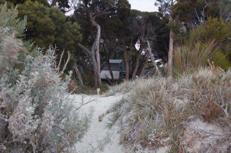 Black Springs - Coffin Bay National Park Campground - Eyre Peninsula