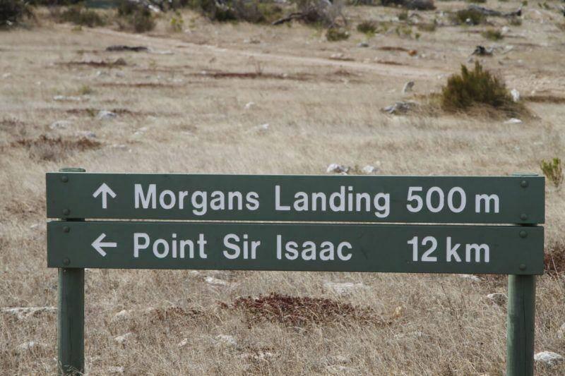 Morgan's Landing - Coffin Bay National Park Point Sir Isaac - Eyre Peninsula