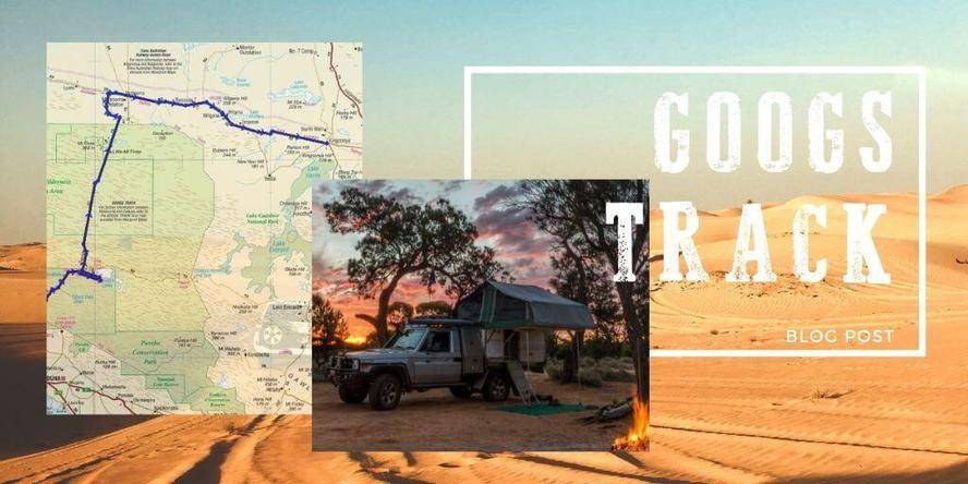 Googs Track 4WD Camping Guide (SA)