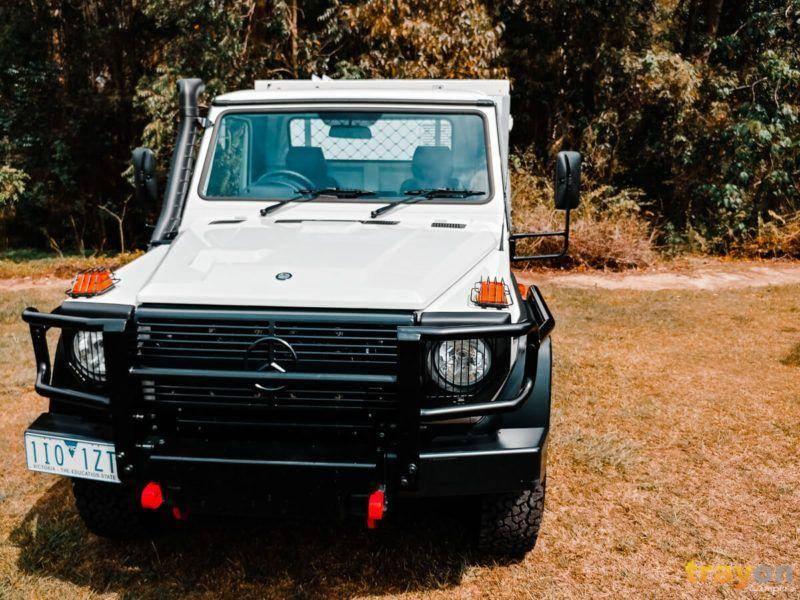Mercedes G300 Pro Ute Australia