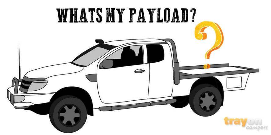 What is my payload? How to choose a slide on camper for your ute