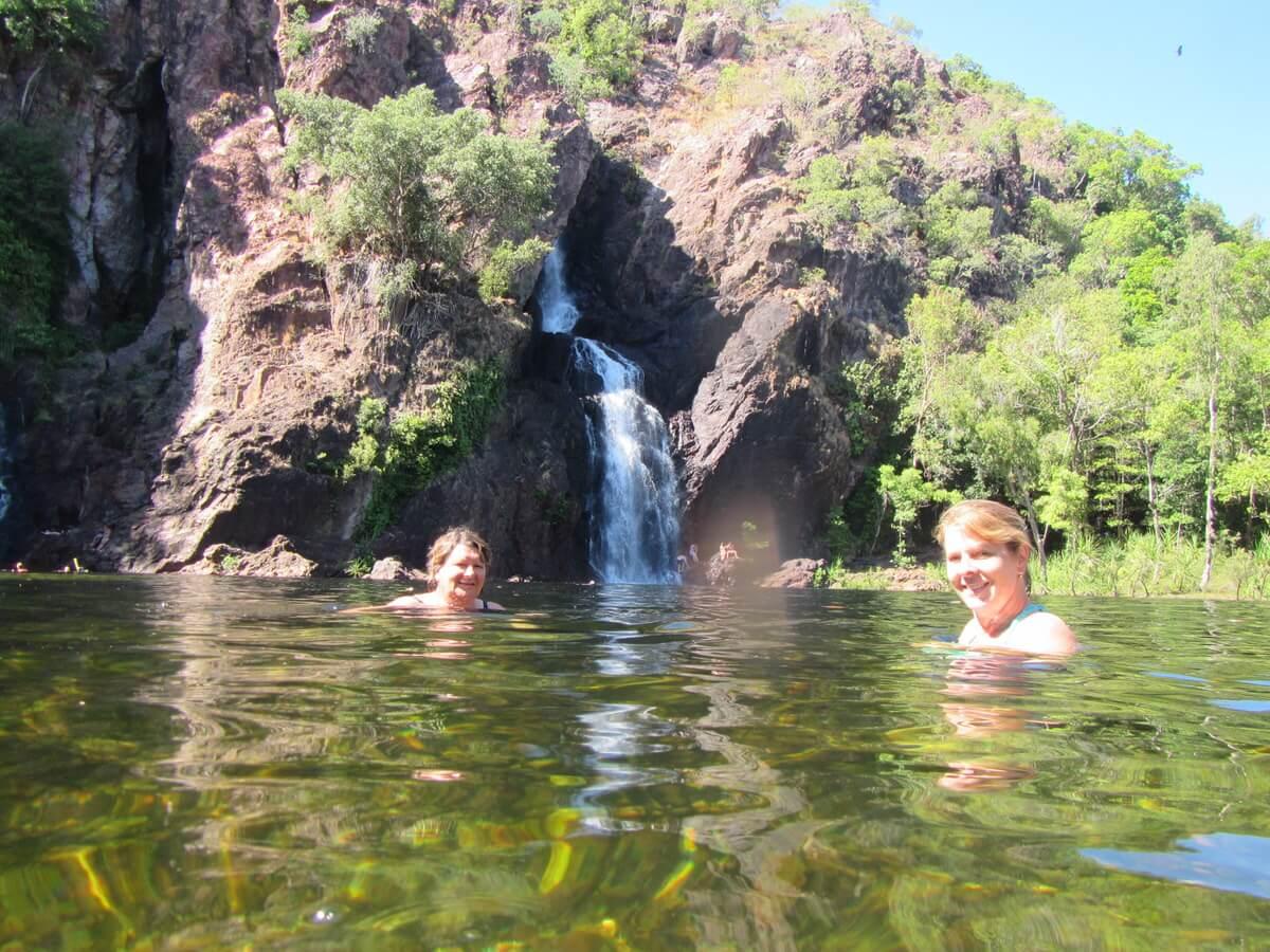 Wangi Falls - Litchfield National Park Northern Territory