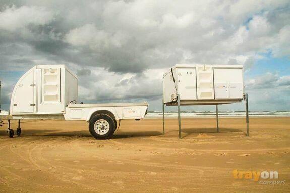 trayon TMO off road trailer detach Trayon