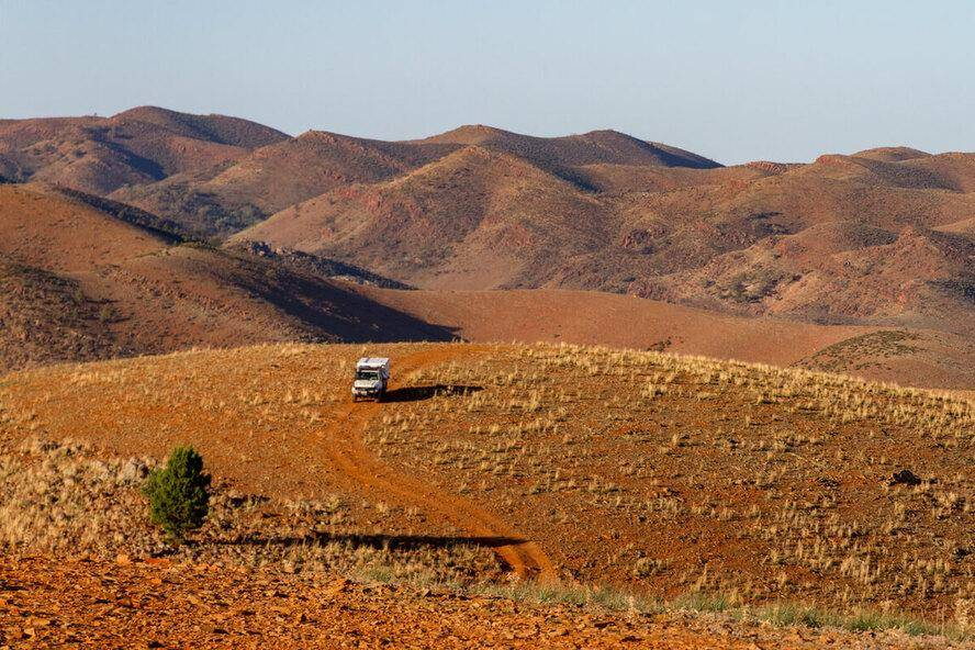 Skytrek - Flinders Ranges National Park