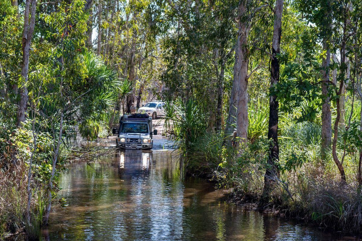 Reynolds River Track - Litchfield National Park Northern Territory