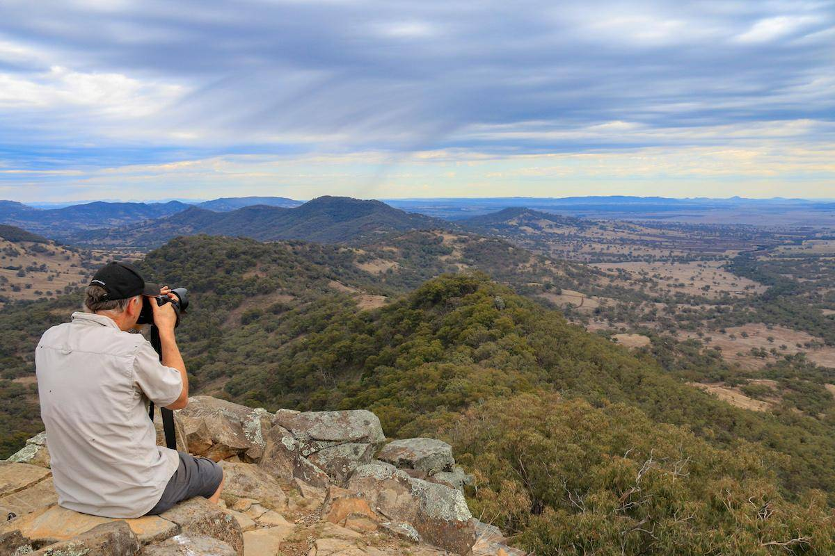 Coolah Tops National Park Bundella Lookout - Camping Guide