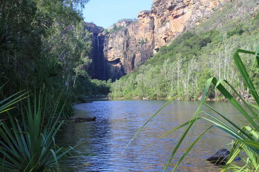 Jim Jim Falls - Kakadu National Park