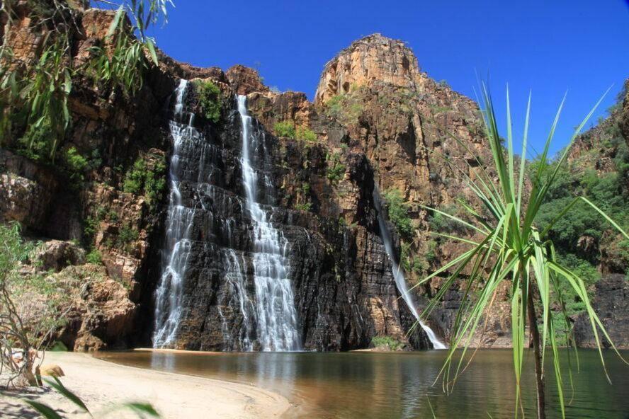 Twin Falls - Kakadu National Park