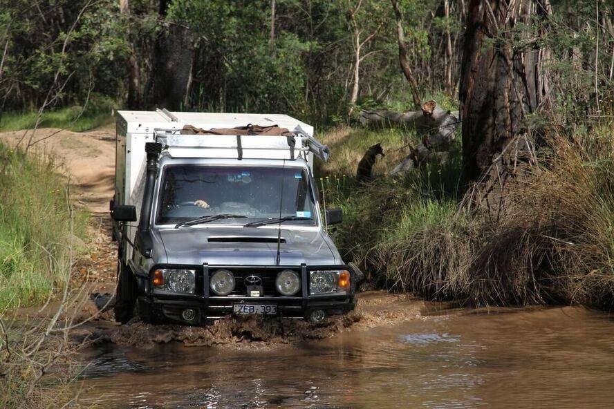 Trayon Campers Wonnangatta GUIDE