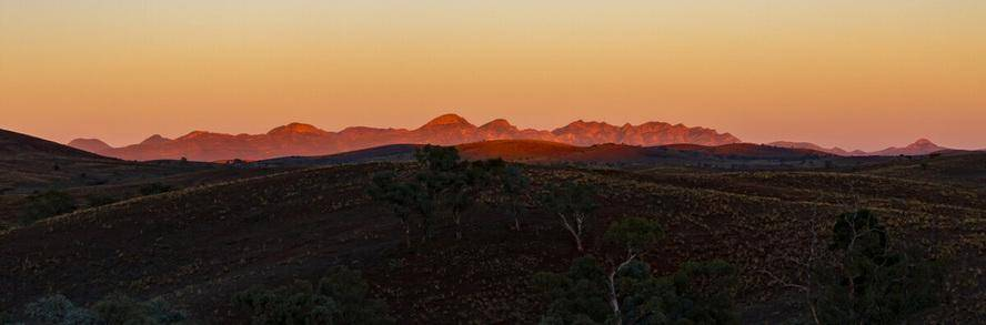 Stokes Hill Lookout - Flinders Ranges National Park