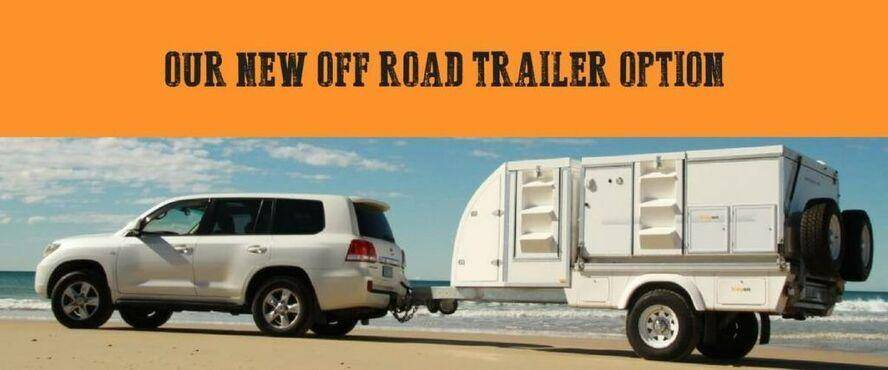 Trayon Off road trailer