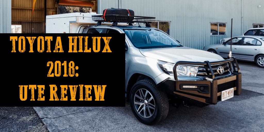 Toyota Hilux Ute Review 2019/2018
