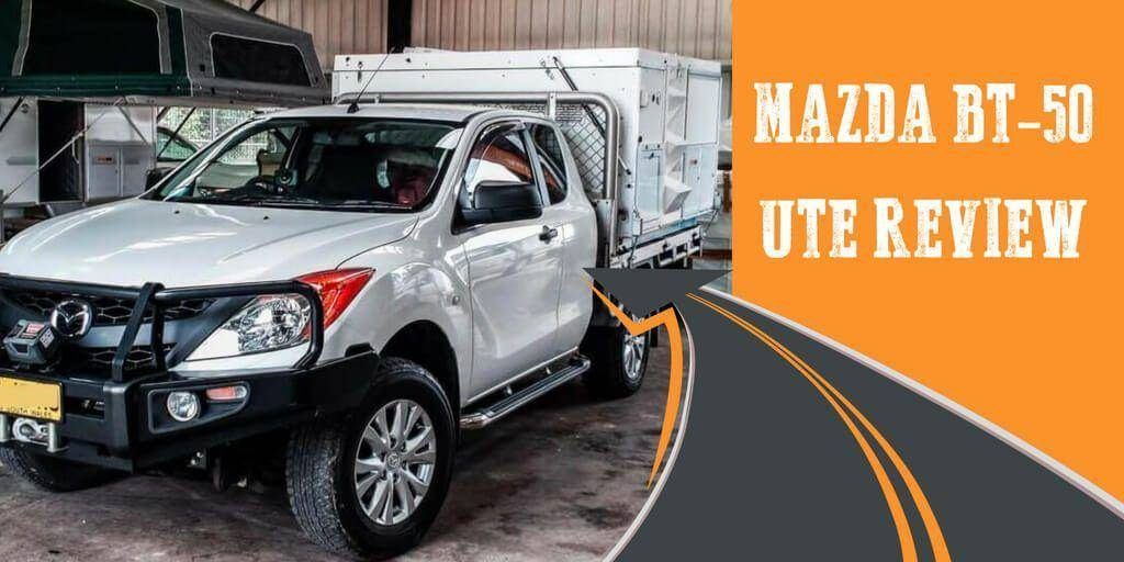 4x4 Mazda BT-50 Review