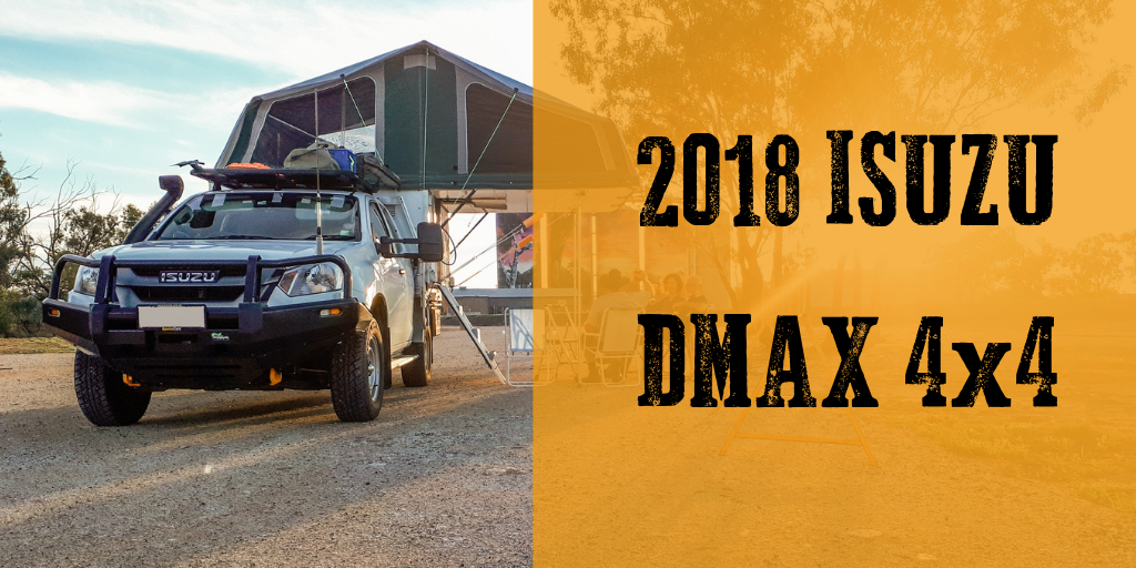 2018 Isuzu Dmax 4x4 Review