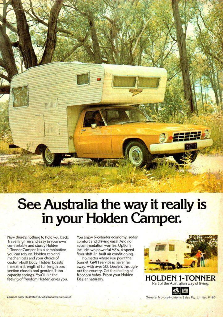 holden kingswood 1 tonner