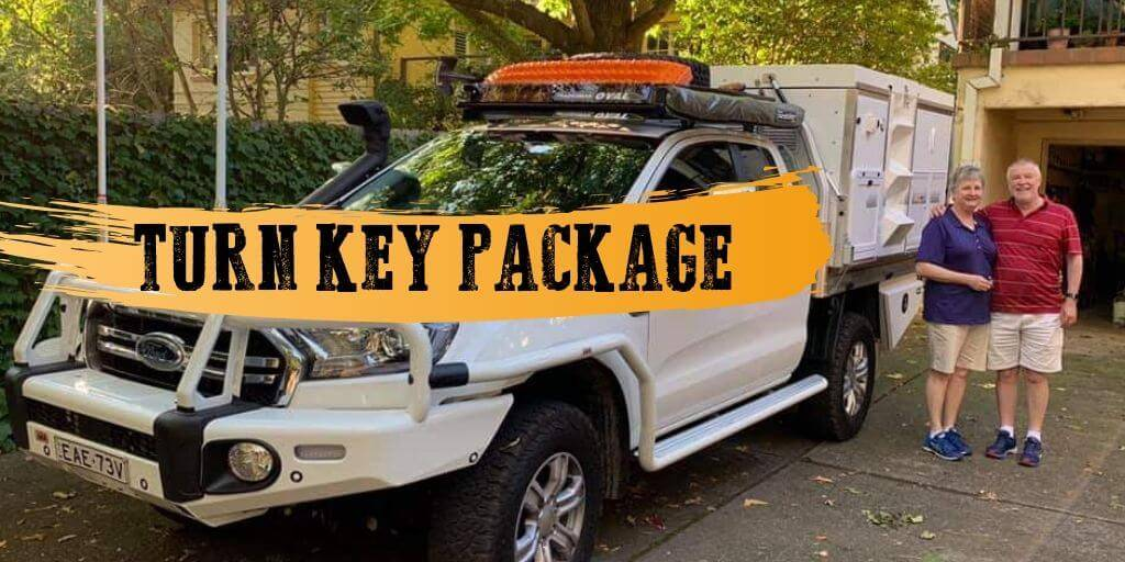 Trayon Turn Key Package - Toyota Hilux
