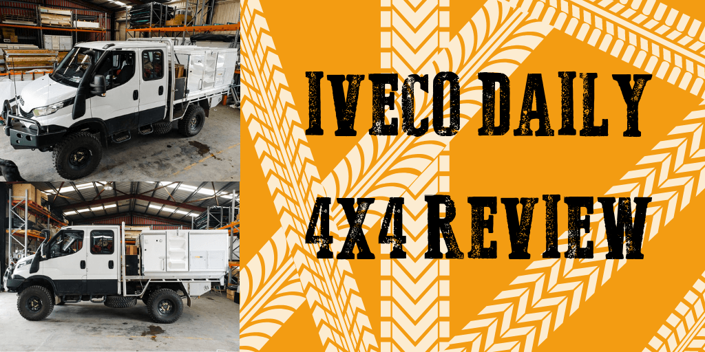 Iveco Daily 4x4 Review Dual Cab