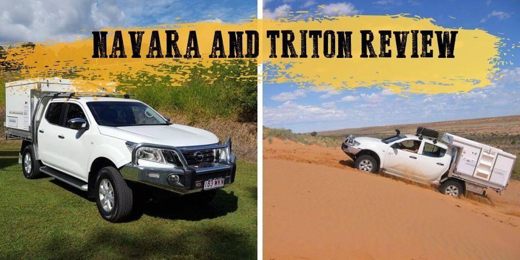 Nissan Navara & Mitsubishi Triton Review