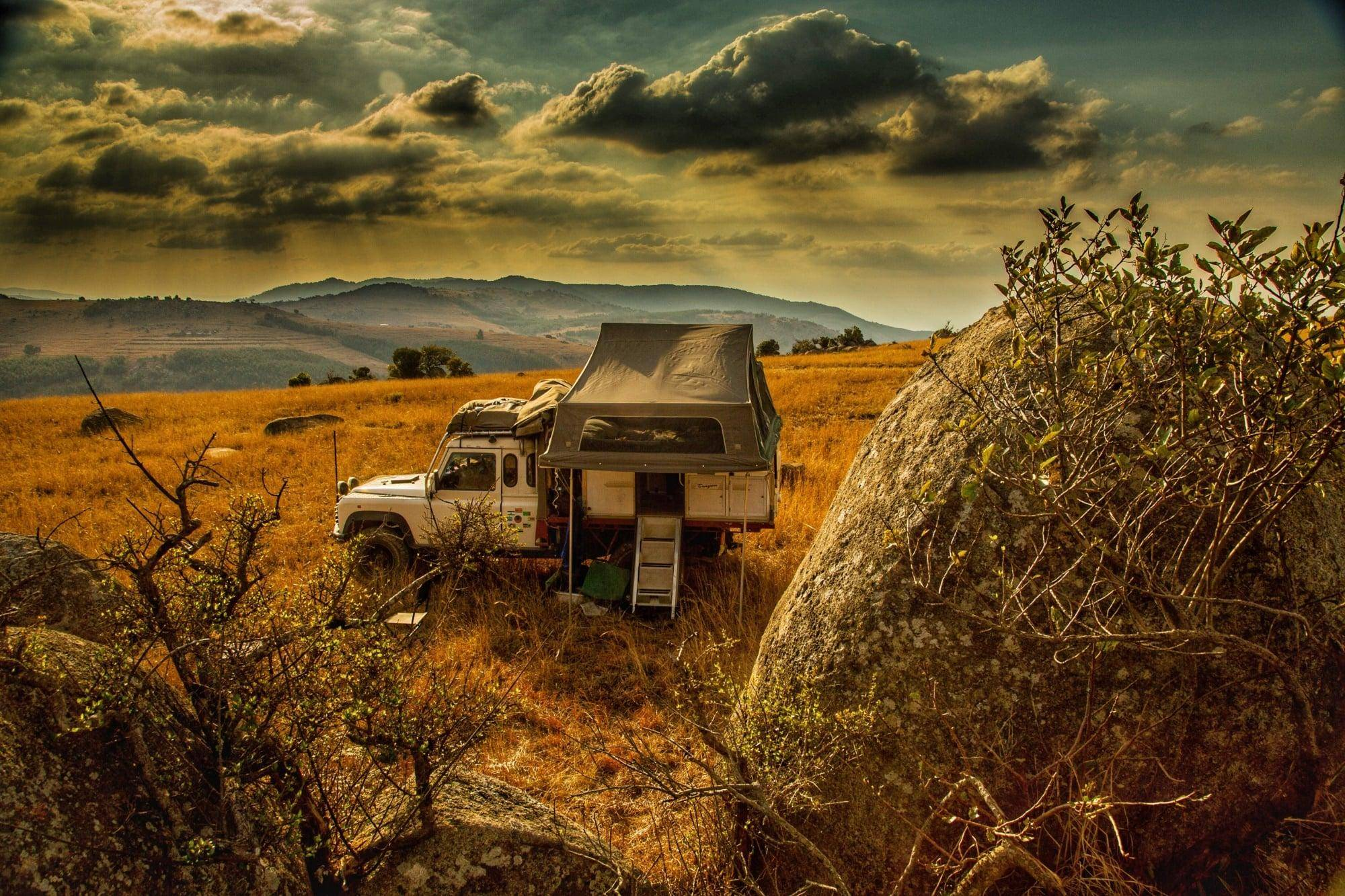 The Camping Essentials Checklist For The Wild West ...
