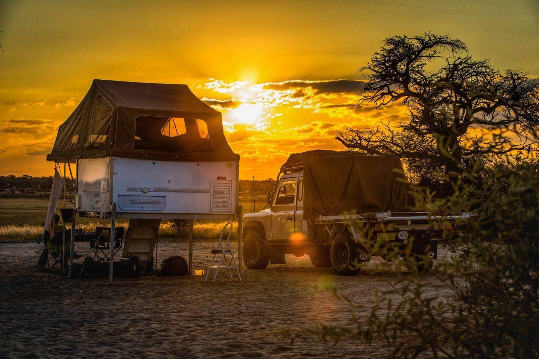 Free standing slide on camper africa trayon campers